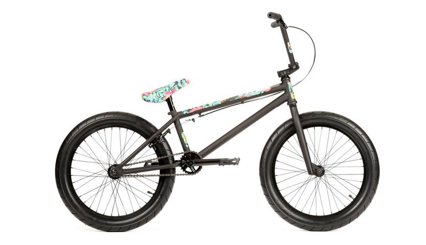 Stereo Bikes Speaker Plus Sooty Hawaiian Black
